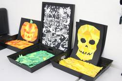 Artful Halloween Party