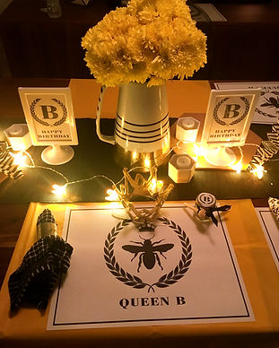 Queen B Birthday