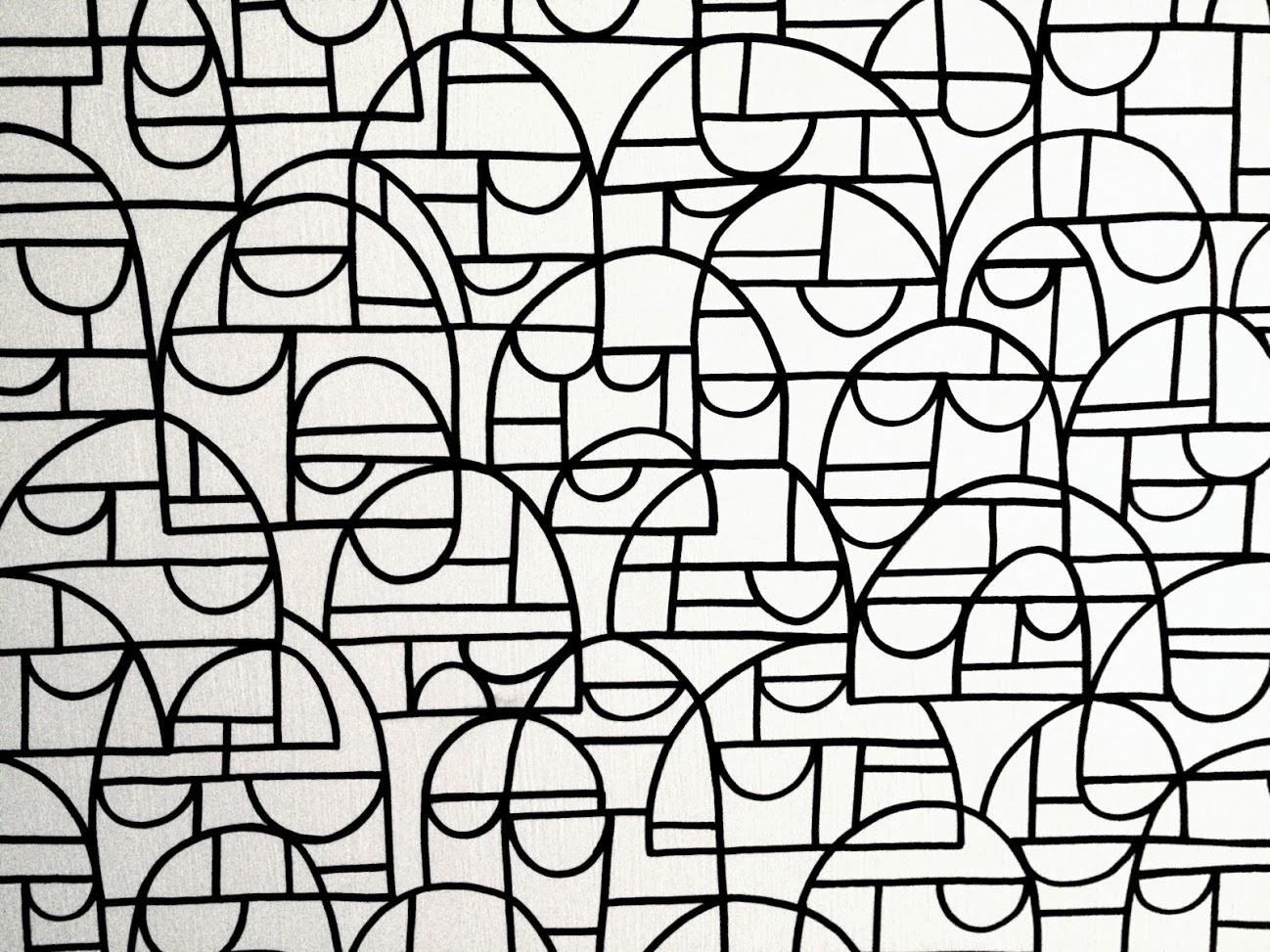 Pete Photo - Pattern