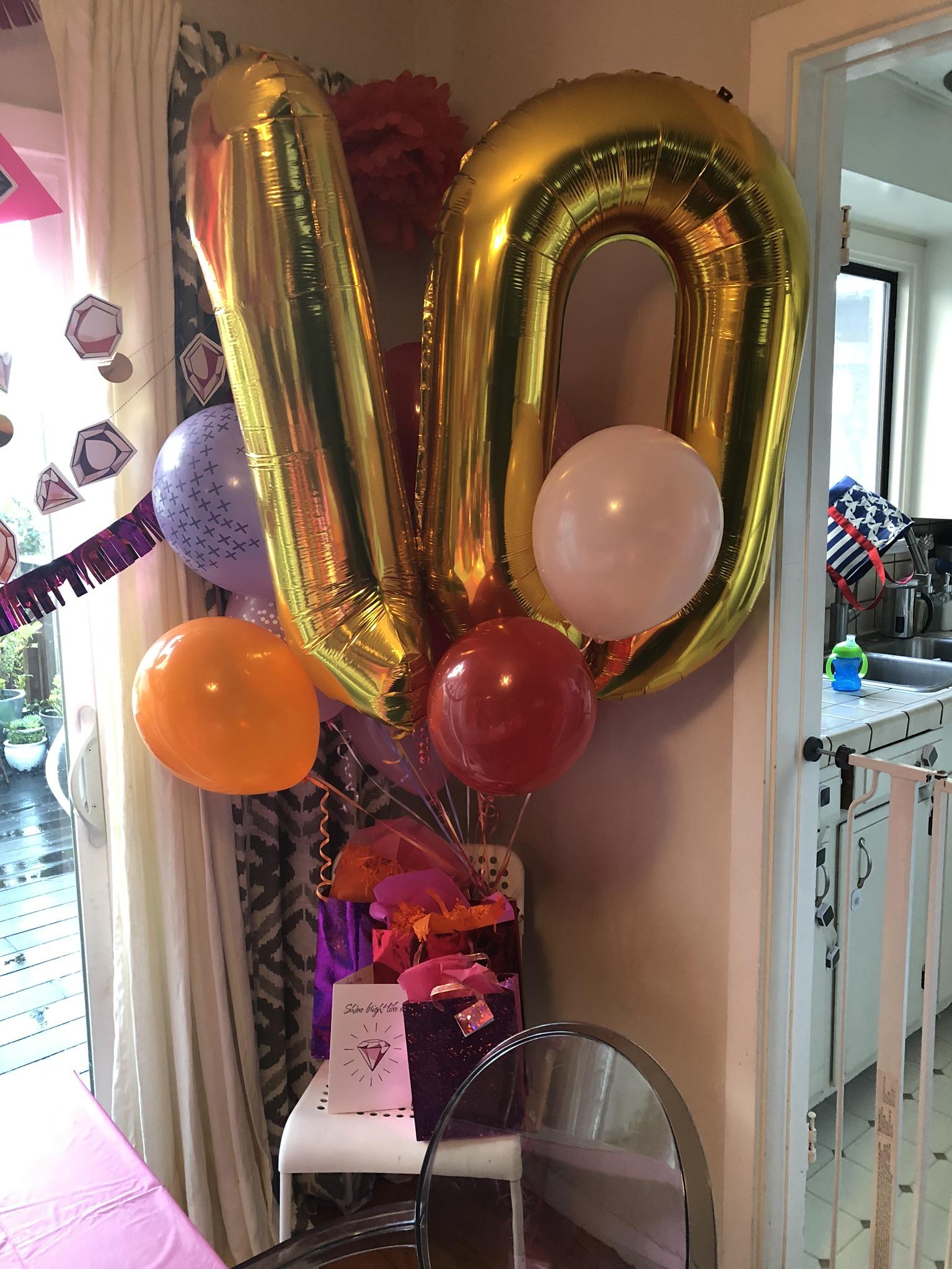 Gem Themed Birthday