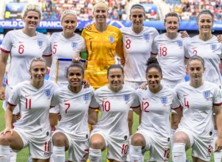 Girl's Engagement and the Women's World Cup