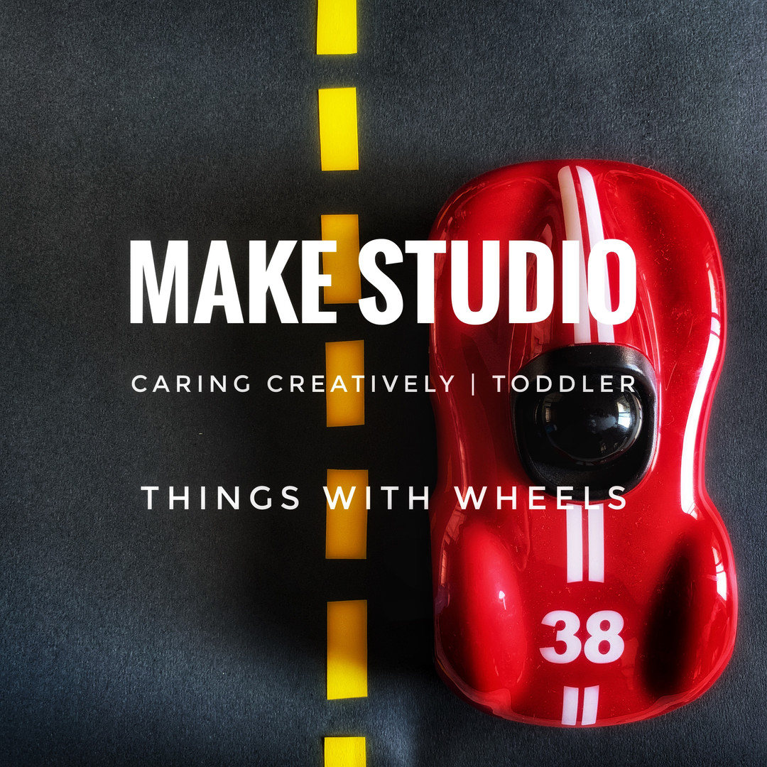 Make Studio Things with Wheels