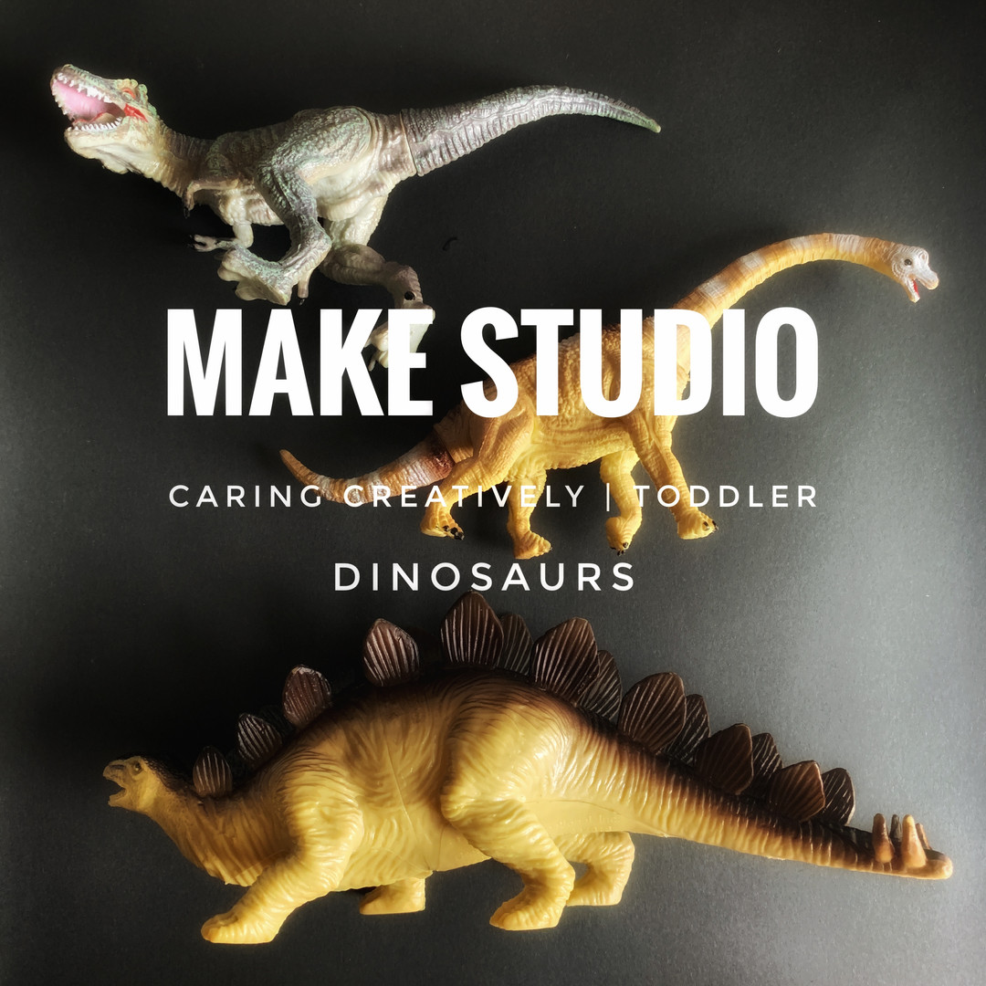 Make Studio Dinosaur