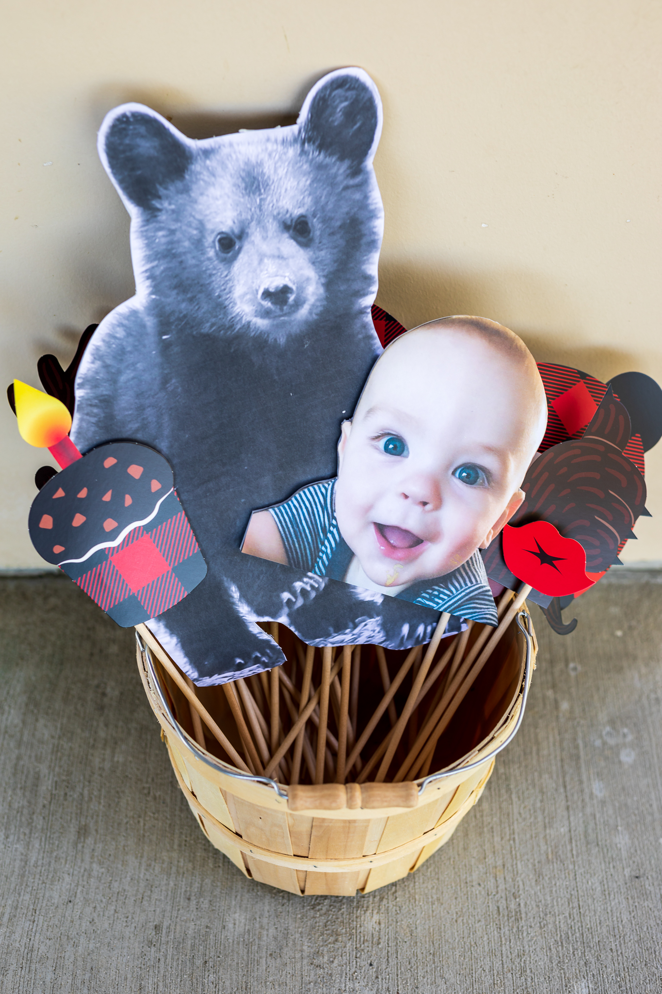 Bear Cub Birthday