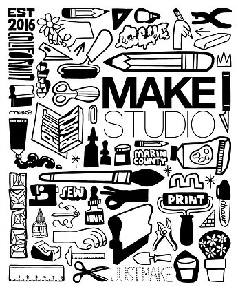 "PRODUCT | ""Maker"" Print 