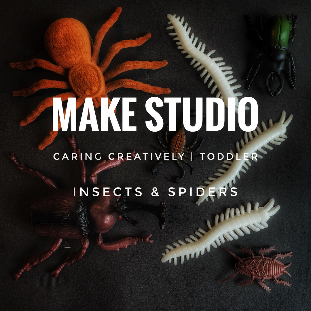 Make Studio Insects & Spiders