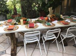 Rustic Thanksgiving