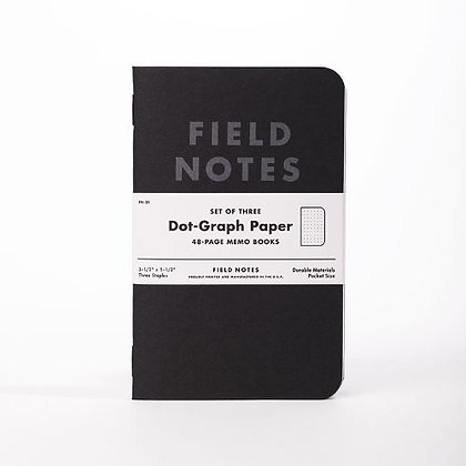 PRODUCT | Field Notes Notebook