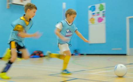 Futsal - the fastest growing sport in the world