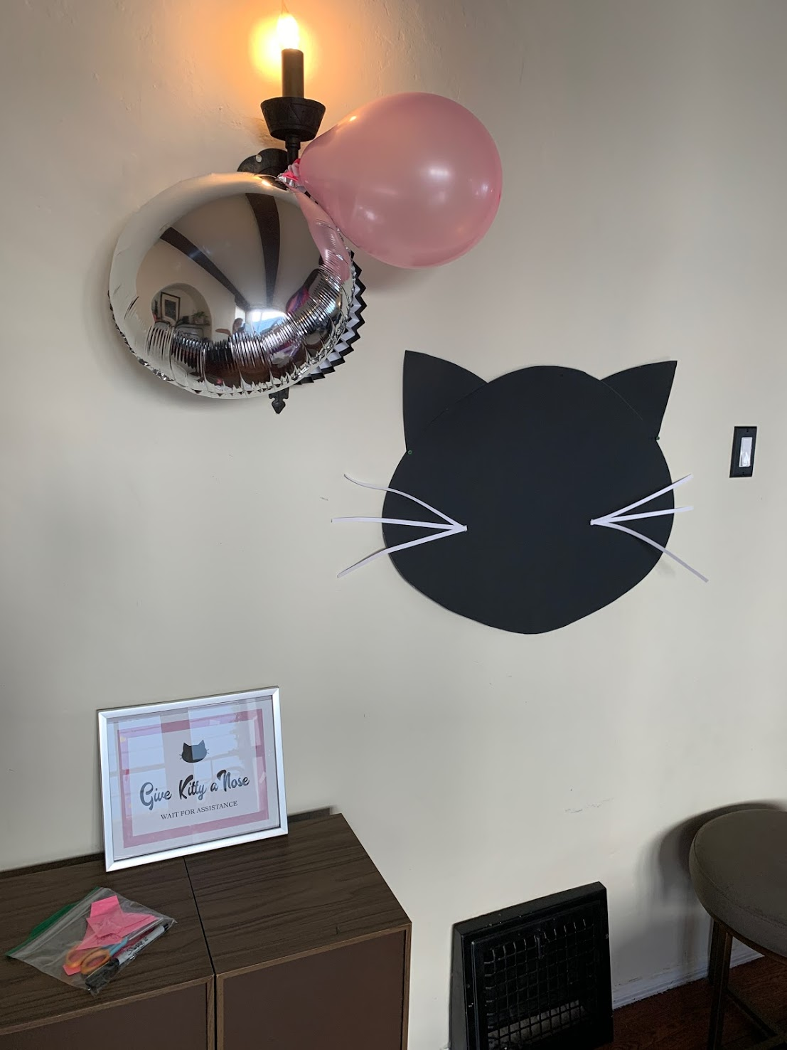 Kitty Cat Party