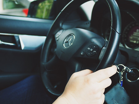 When can I return to driving after joint replacement surgery?