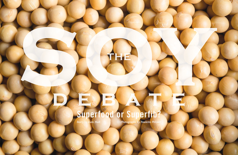 To soy or not to soy.