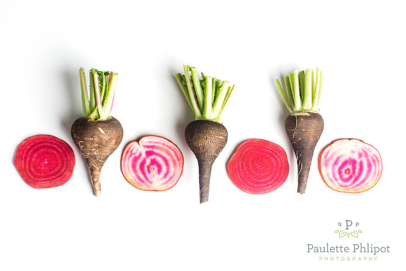 Have you tried black radishes...?