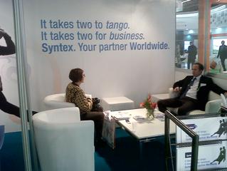 CPhI Frankfurt, 2013