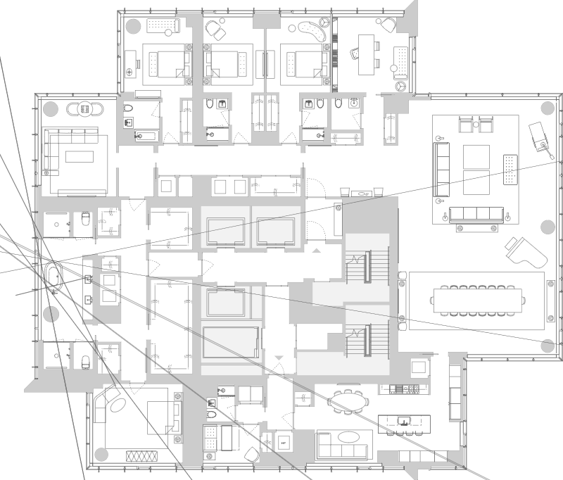 Floor Plan CPTower