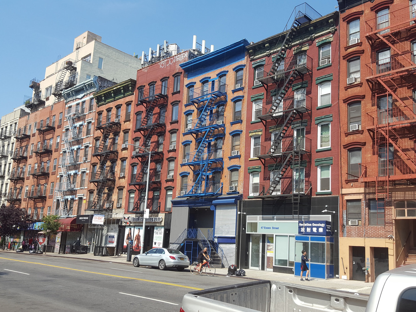 Tenements Lower East Side