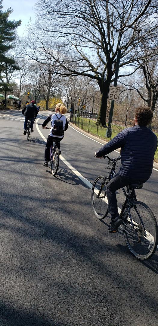 Manhattan and Beyond Bike Tour