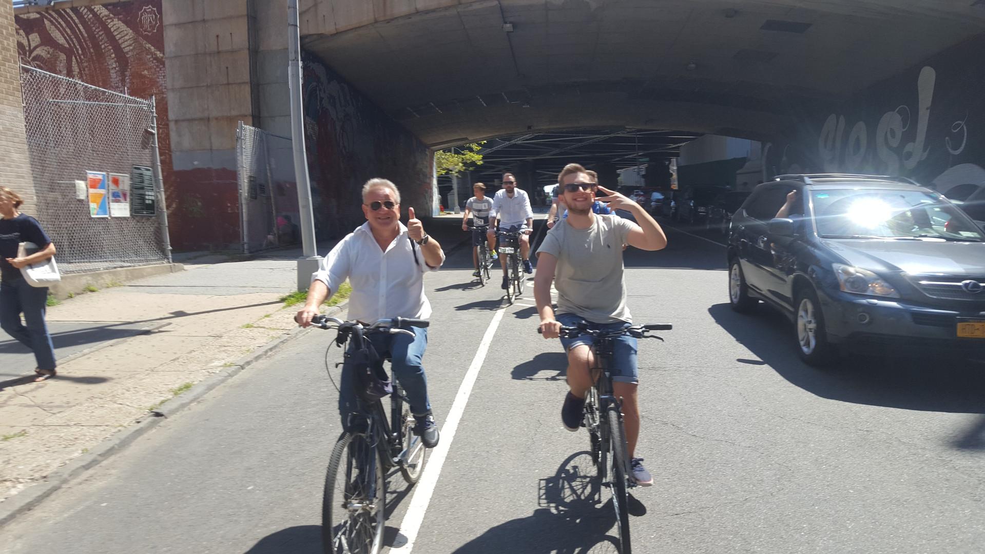 Bike Tour Manhattan