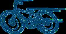 clip art bike_blue_edited.png