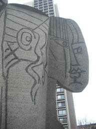 Piccaso - Sylvette Sculpture