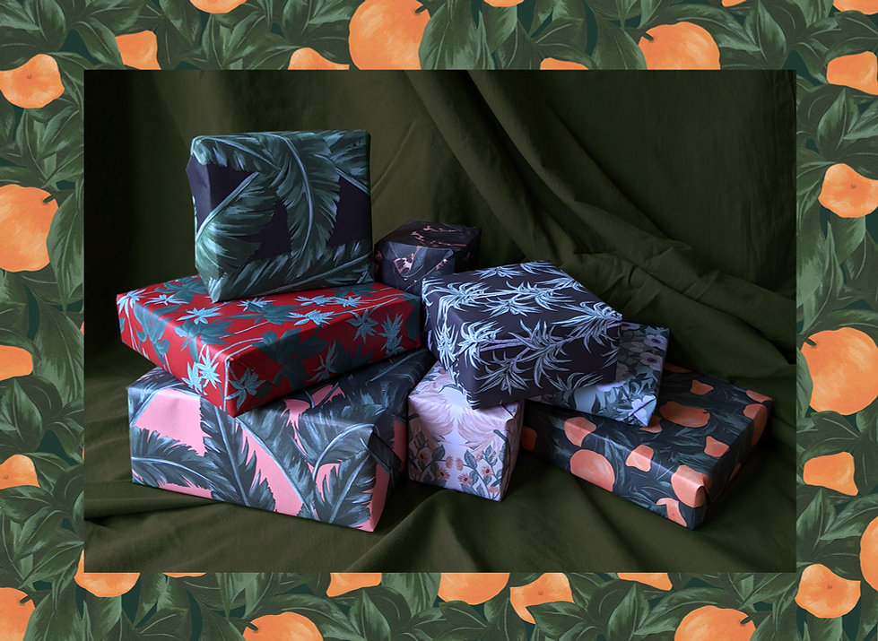 Wrapping-paper-patterned-botanical-whole