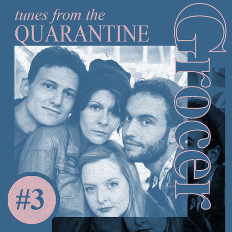 "Tunes from the Quarantine Episode #3: Grocer covers Broke Body's ""Drive"""