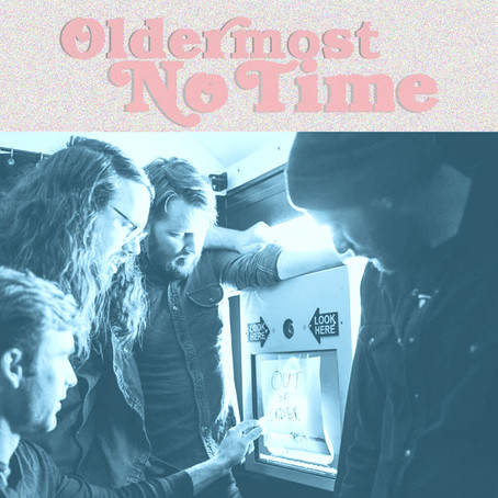 Oldermost's No Time is a Time Capsule Treasure