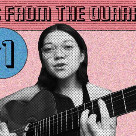 Tunes from the Quarantine #1: Rachel Andie