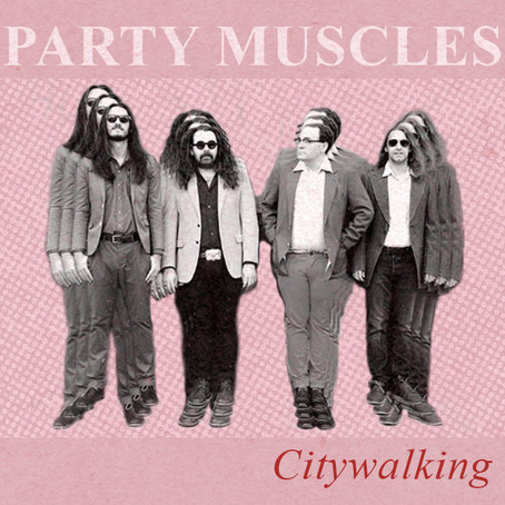 "Party Muscles Teases New LP with ""Citywalking"" Video"