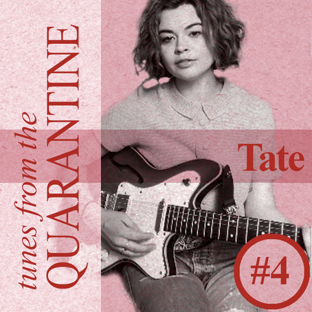 """Tunes from the Quarantine Episode #4: Tate Covers Jessica Pratt's """"Back, Baby"""""""