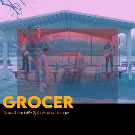 """Grocer Releases New Album, """"Little Splash"""""""
