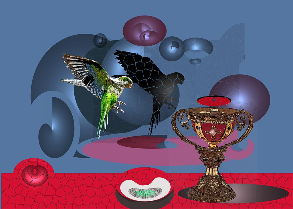 Parrot Cocine