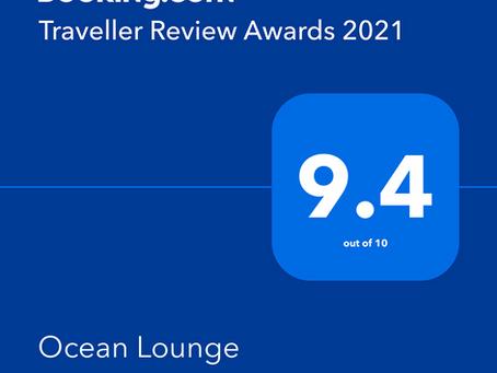 TRAVELLER AWARD- Ocean News 2
