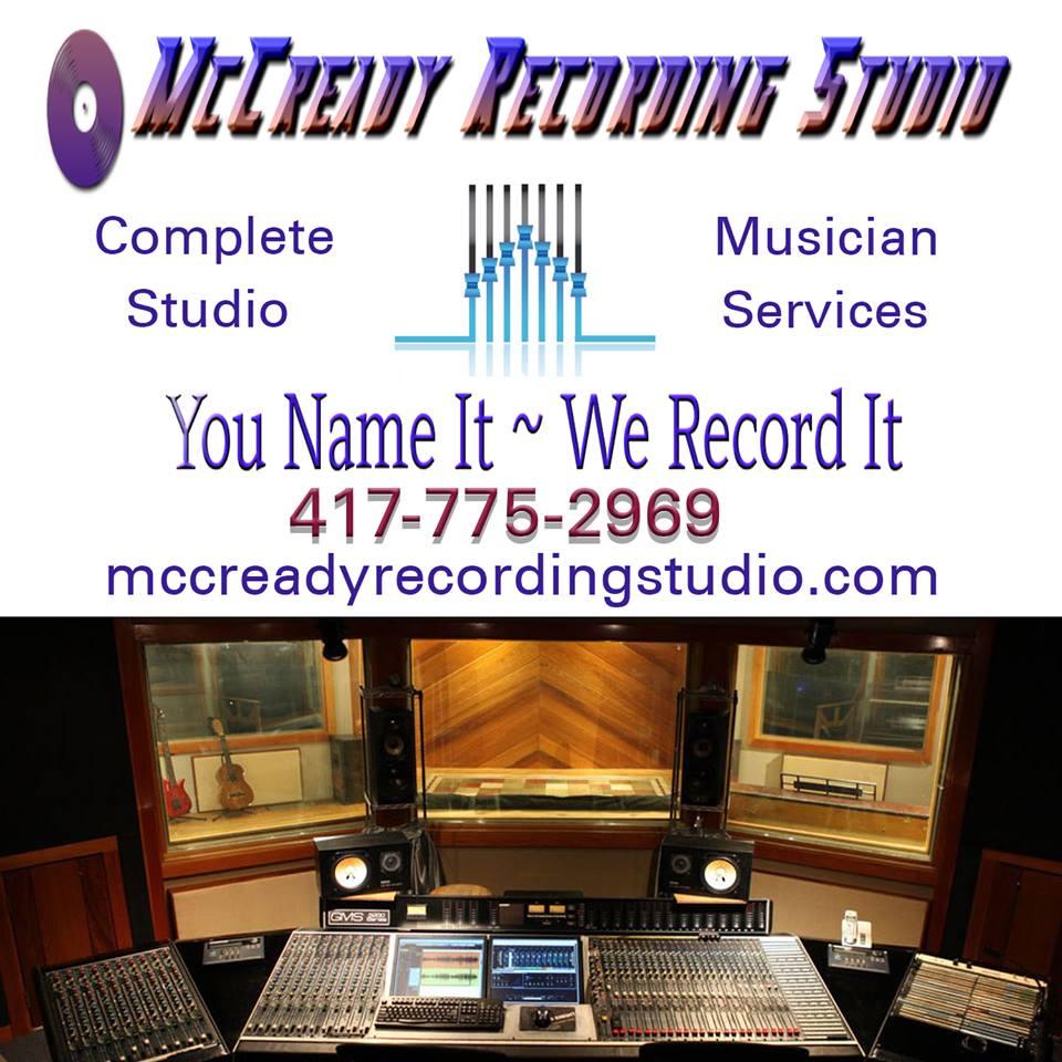 McCready Recording Studio