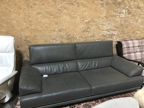 Canapé 100% cuir