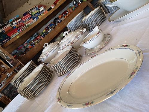 Service porcelaine belge