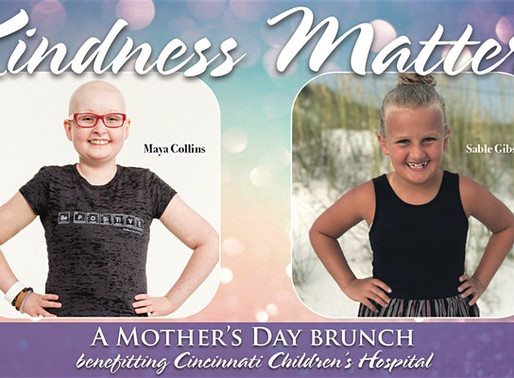 "TEMPORARILY CANCELED   ""Kindness Matters"" Mother's Day Brunch"