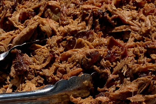 Pulled Pork by the Pound