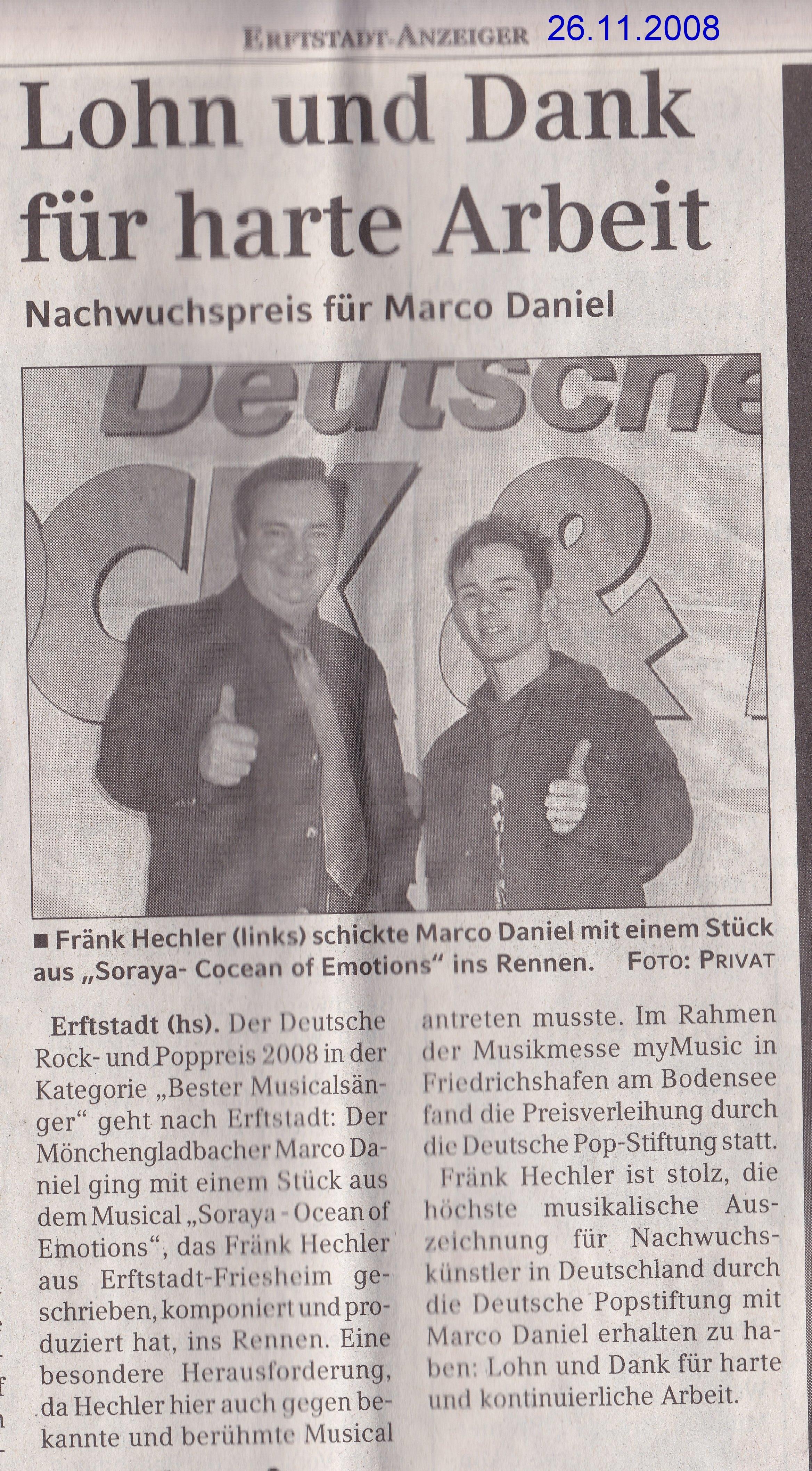 20081126 Erftstadt-Anzeiger