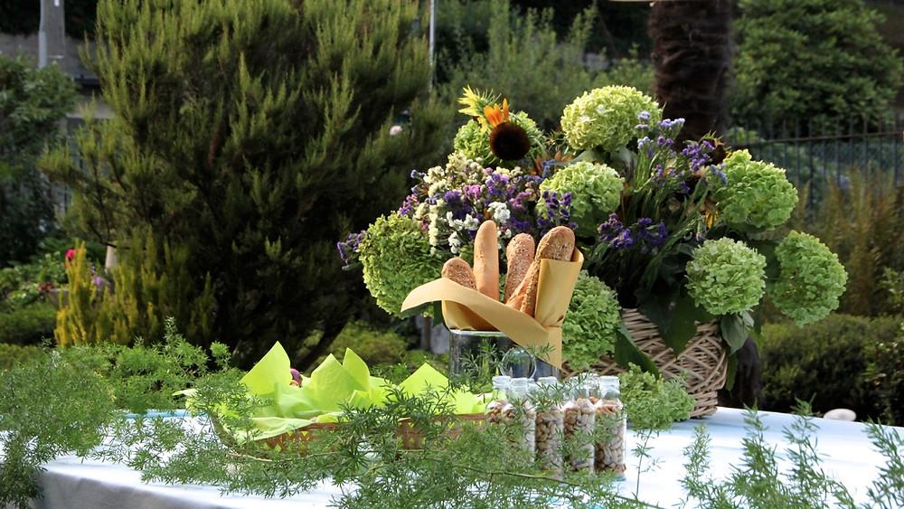 Fingerfood in giardino Estate 2015