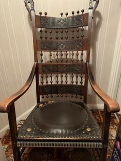 Edwardian rocking chair - Arts & Cra