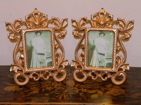 Edwardian Photograph Frames