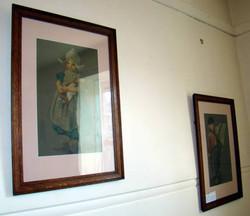 Pair of Dutch Children Prints