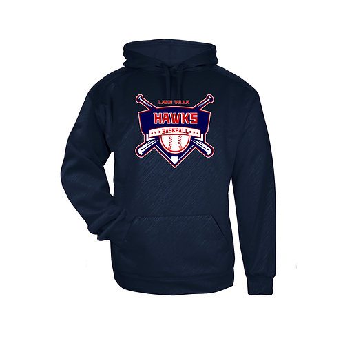 Badger Adult & Youth Performance Hoodie (LVHN011)