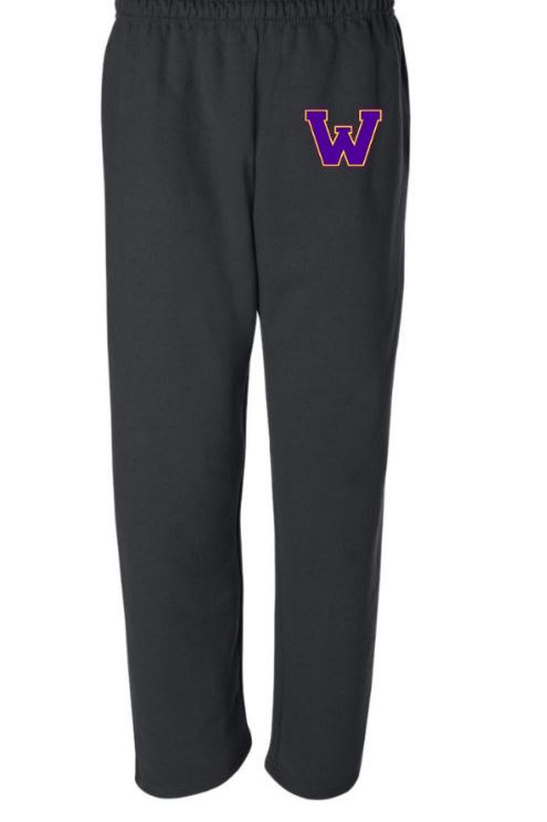 WHS Black Sweats
