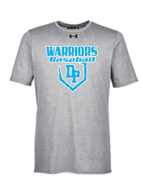 Under Armour SS T-shirt with 2 color front print
