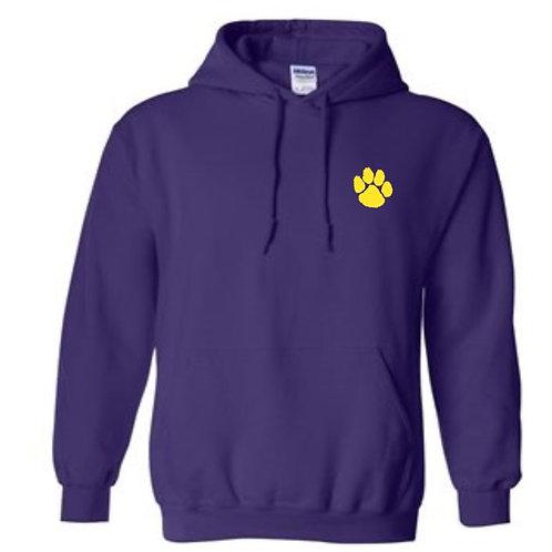 WHS Purple Hoodie