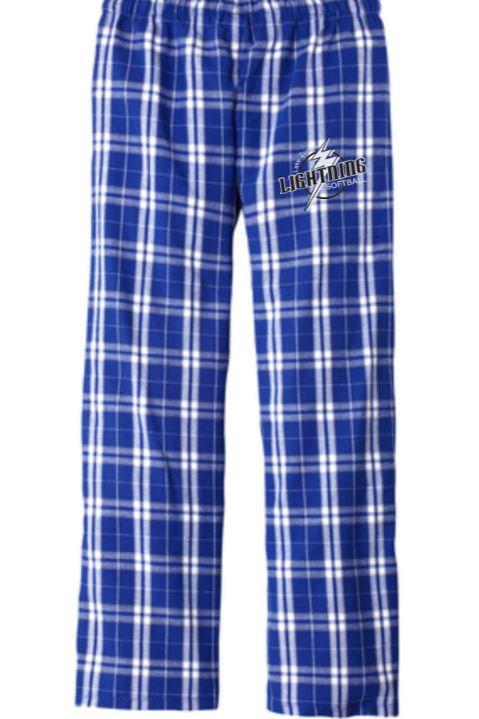Women's District Flannel Plaid Pants