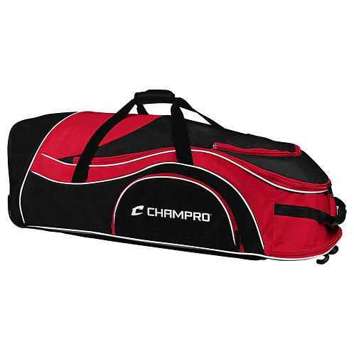 E78 Catchers Bag Scarlet