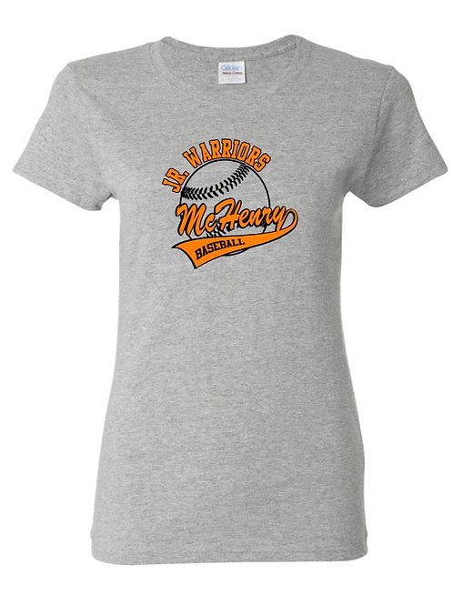 Women's Warrior T-Shirt (MJW004)